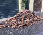 firewood for home heating, Tuscania